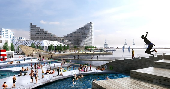 New Waterfront